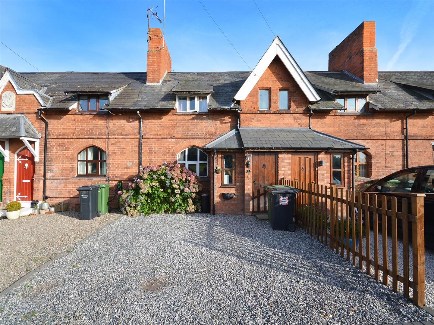 3 bed terraced for sale in Belmont, HR2