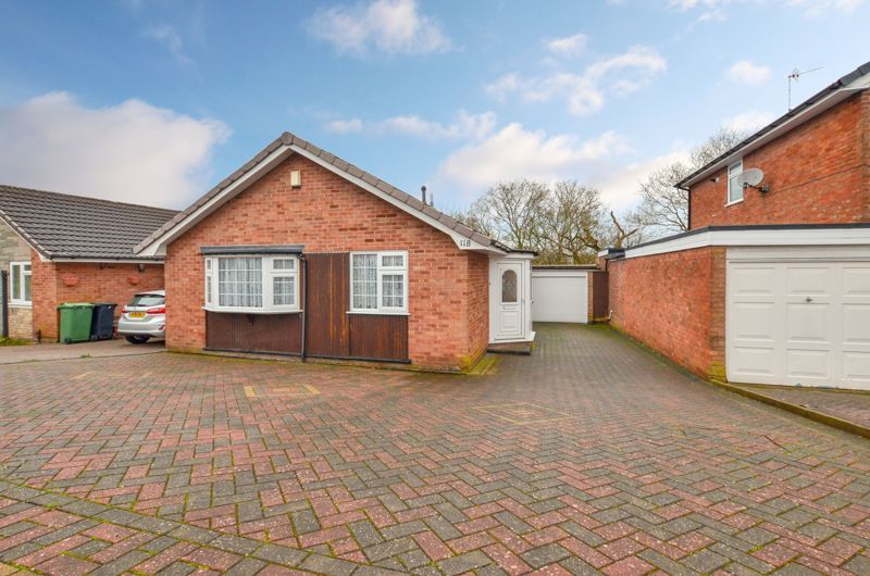 2 bed bungalow for sale in Woodbury Road, B62