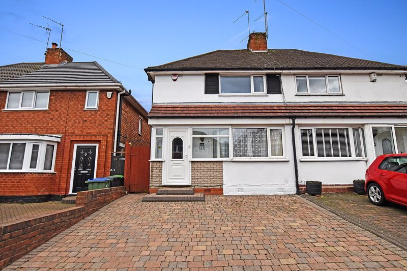 3 bed house for sale in Lewis Road, B68