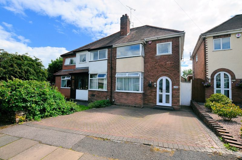 3 bed house for sale in Ridgacre Road West - Property Image 1
