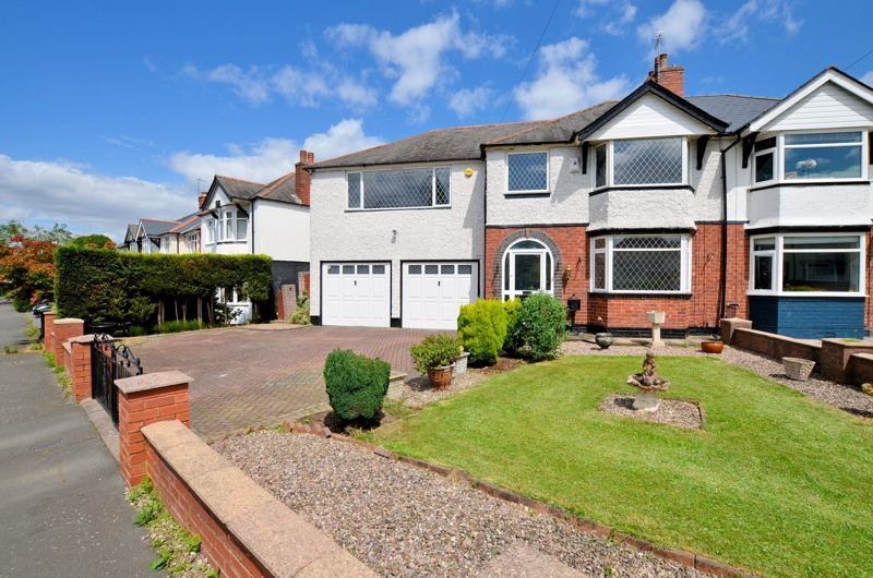 4 bed house for sale in Newlands Drive, B62