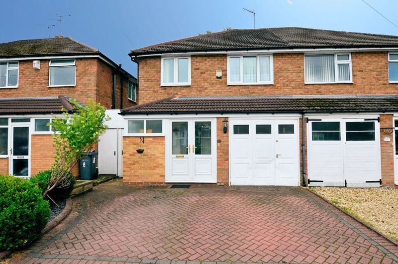 3 bed house for sale in St Davids Drive, B32