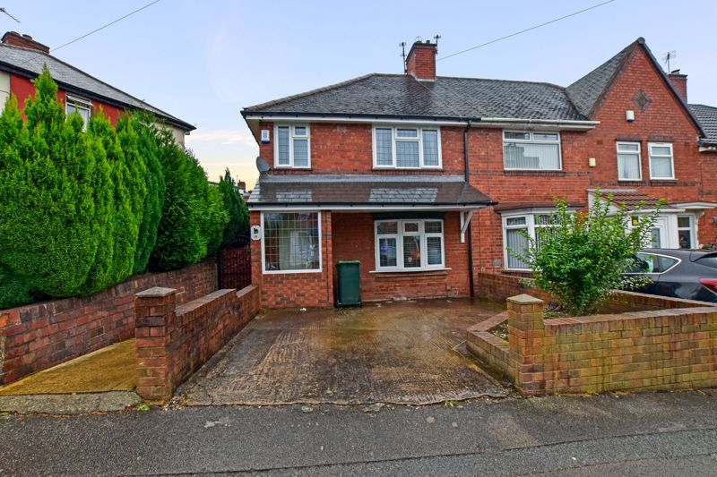3 bed house for sale in Mill Hill, B67