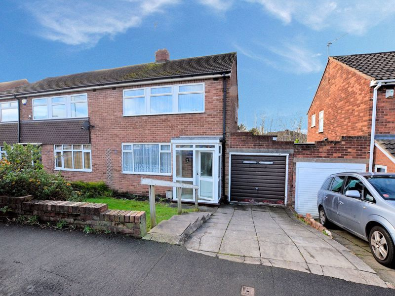 3 bed house for sale in Hillbrow Crescent, B62