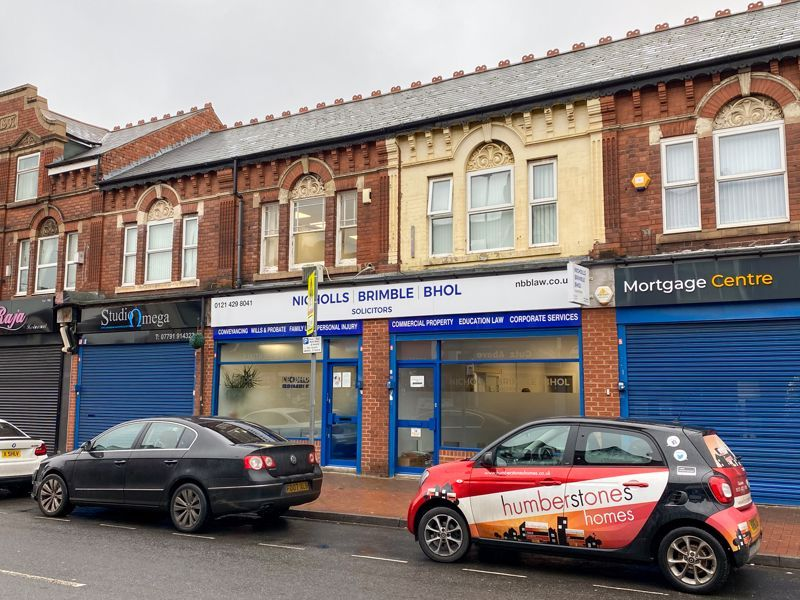 1 bed flat to rent in Bearwood Road 5