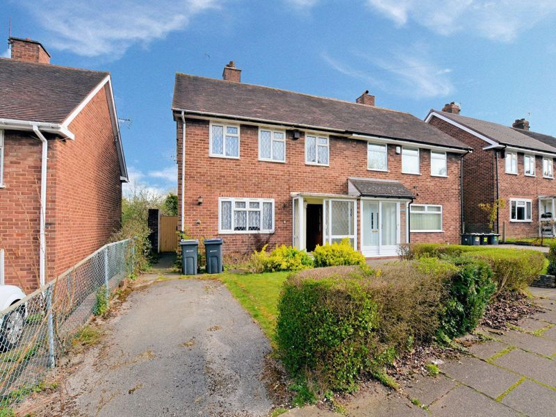 3 bed house for sale in Fleming Road, B32