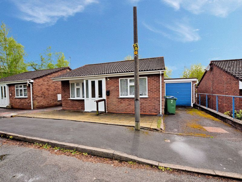 2 bed bungalow for sale in Apsley Close, B68
