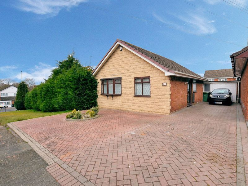 2 bed bungalow for sale in Elmdale, B62