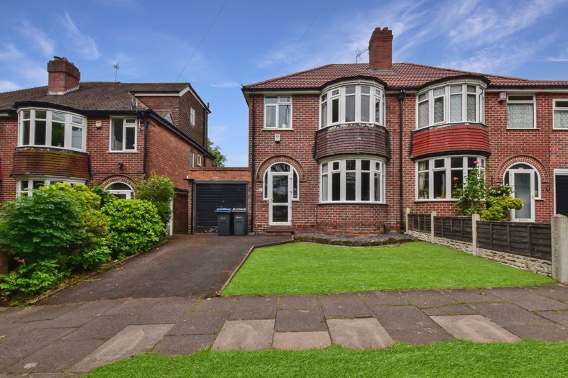 3 bed house for sale in Wolverhampton Road South, B32