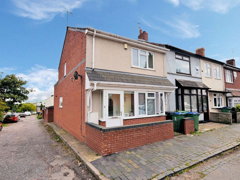 2 bed house for sale in Frederick Road, B68