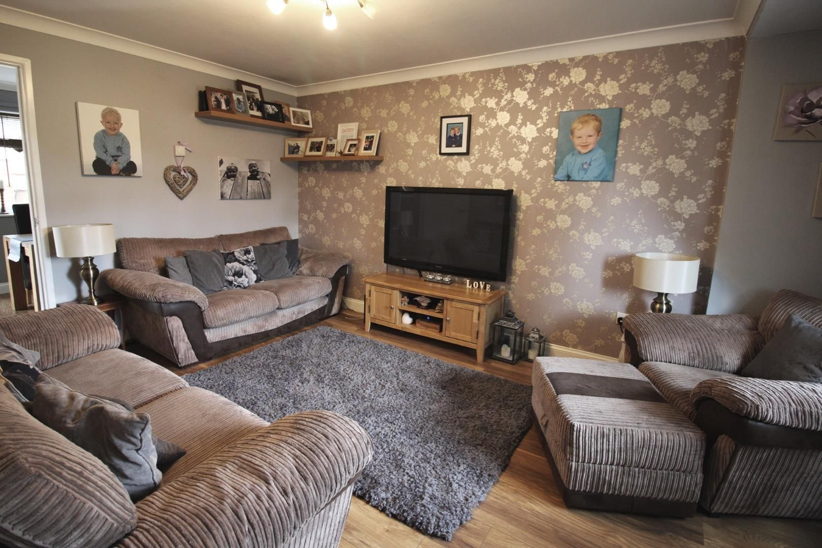 3 bed house for sale in Crown Wood 3