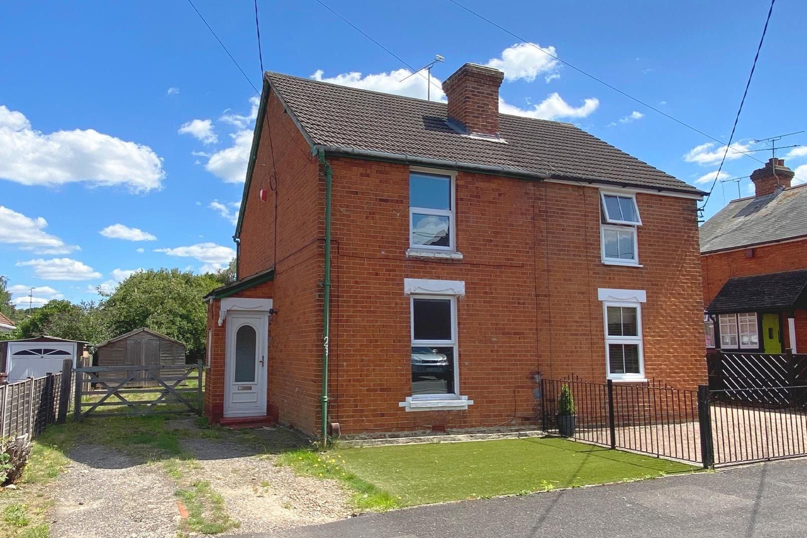 2 bed semi-detached for sale 1