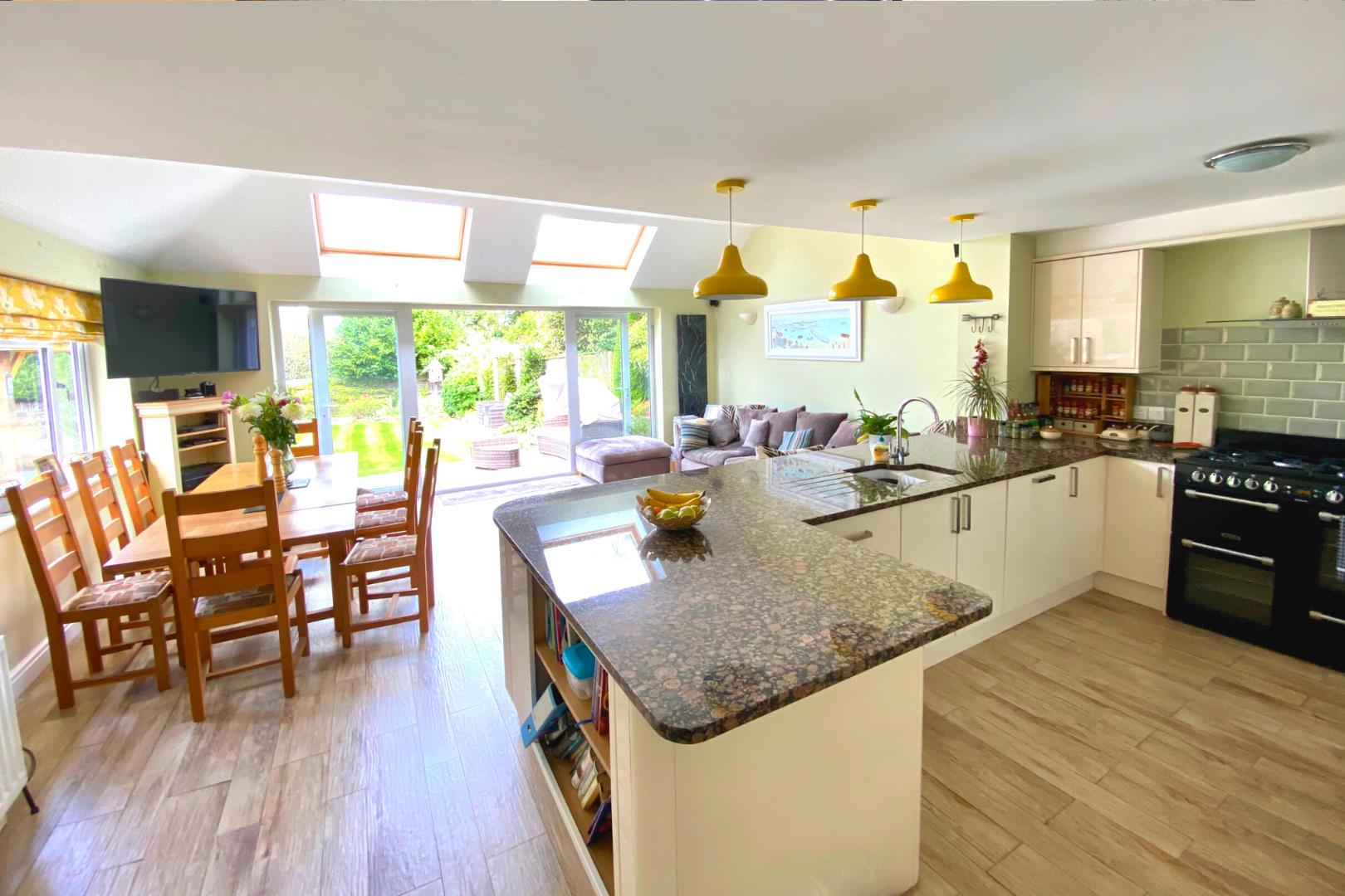 3 bed house for sale in Church Crookham  - Property Image 2