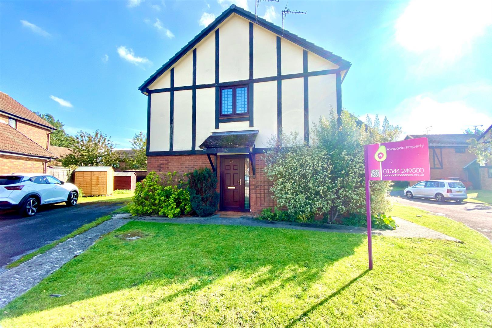 1 bed maisonette for sale in Lower Earley 1