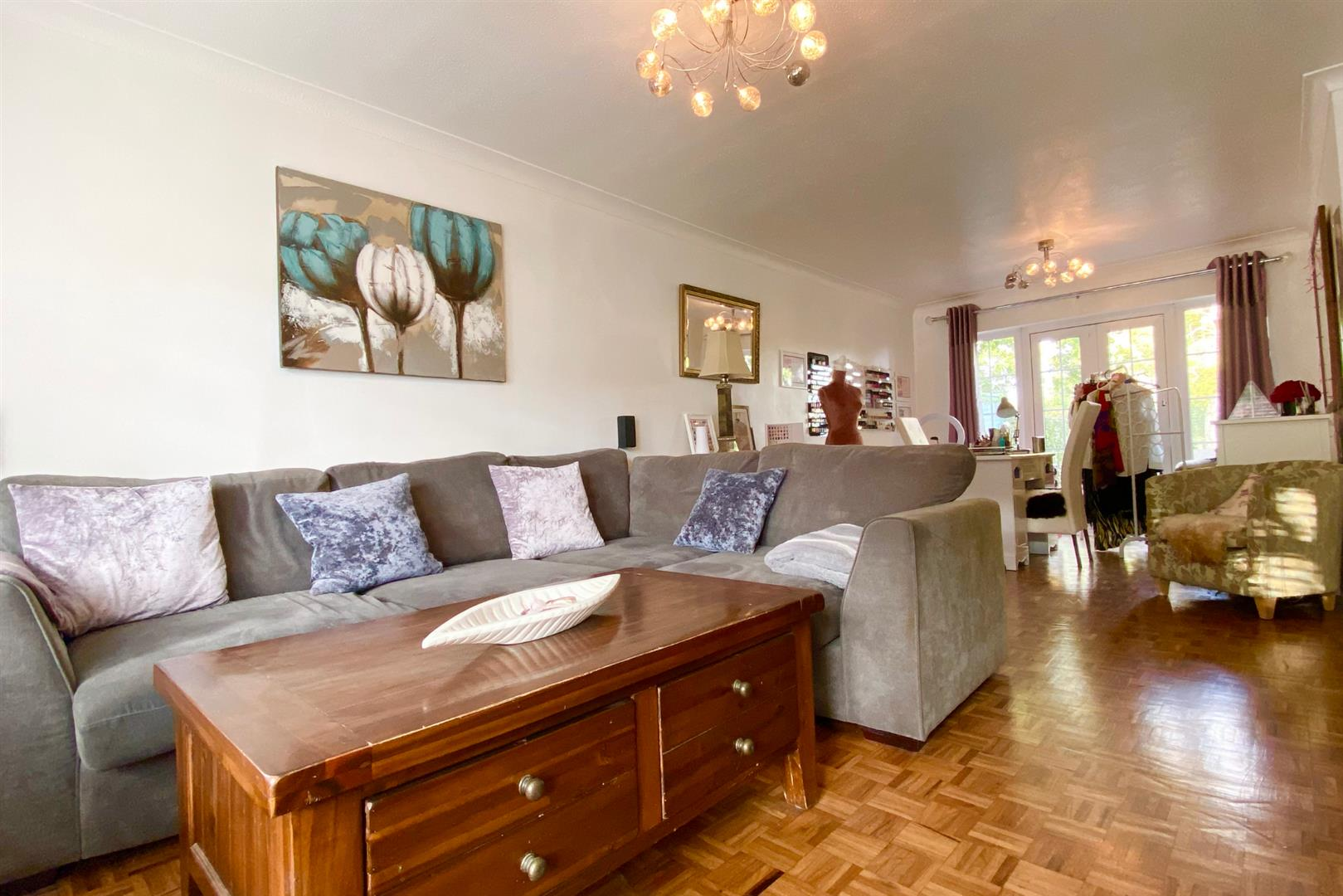4 bed link detached house for sale in Finchampstead 9