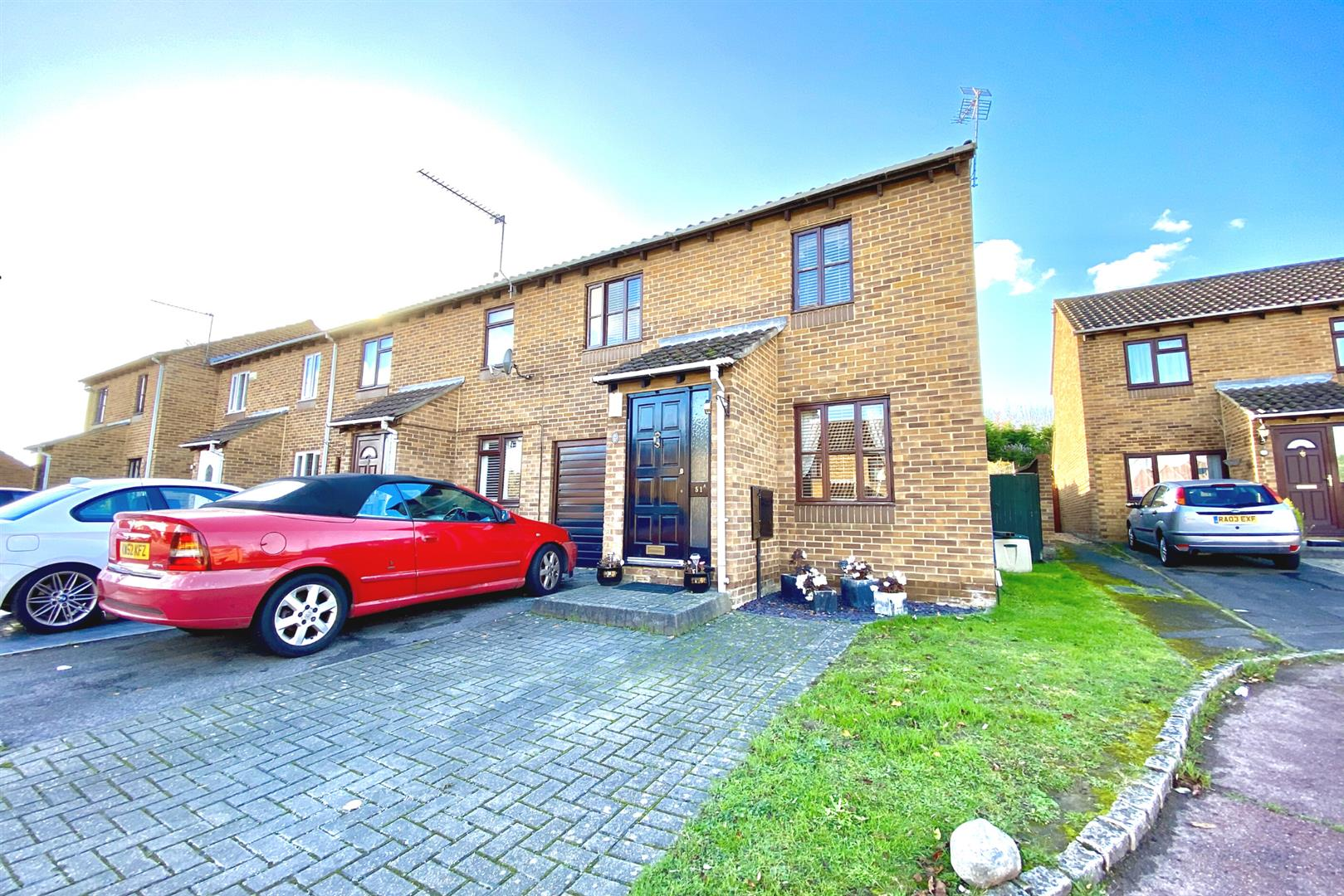 3 bed end of terrace for sale in Lower Earley, RG6