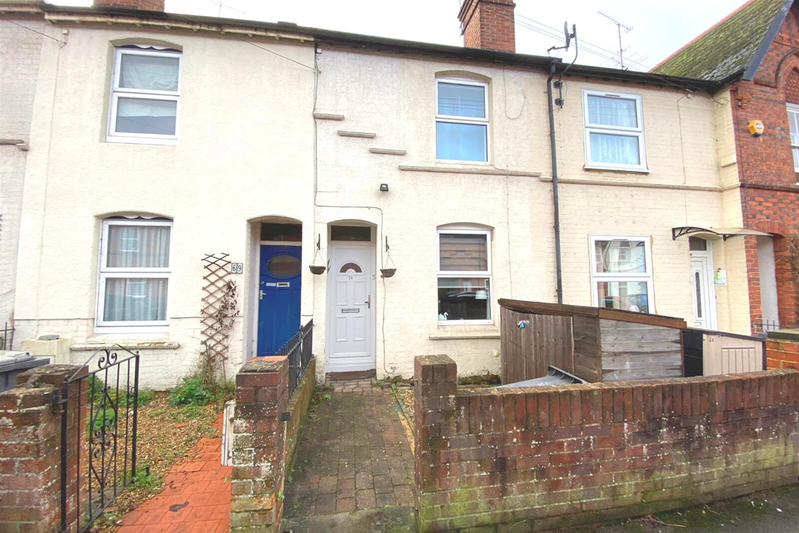 2 bed terraced for sale, RG1