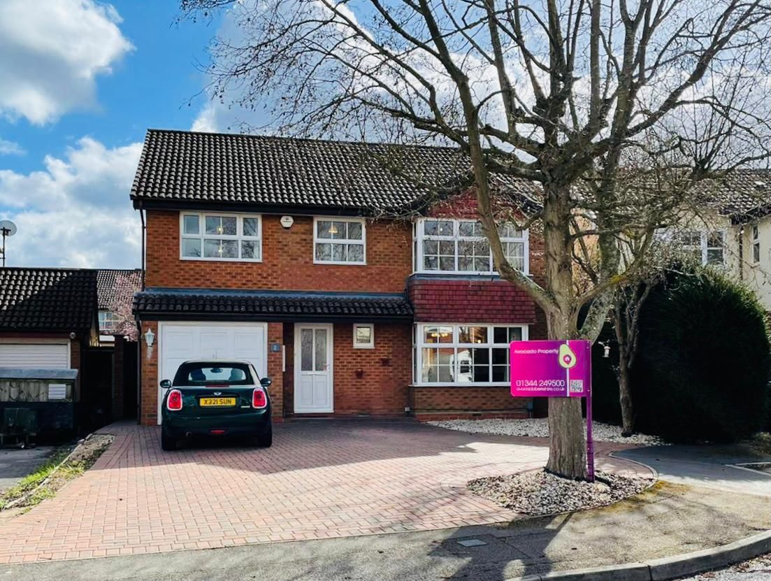 5 bed house for sale in Woodley, RG5
