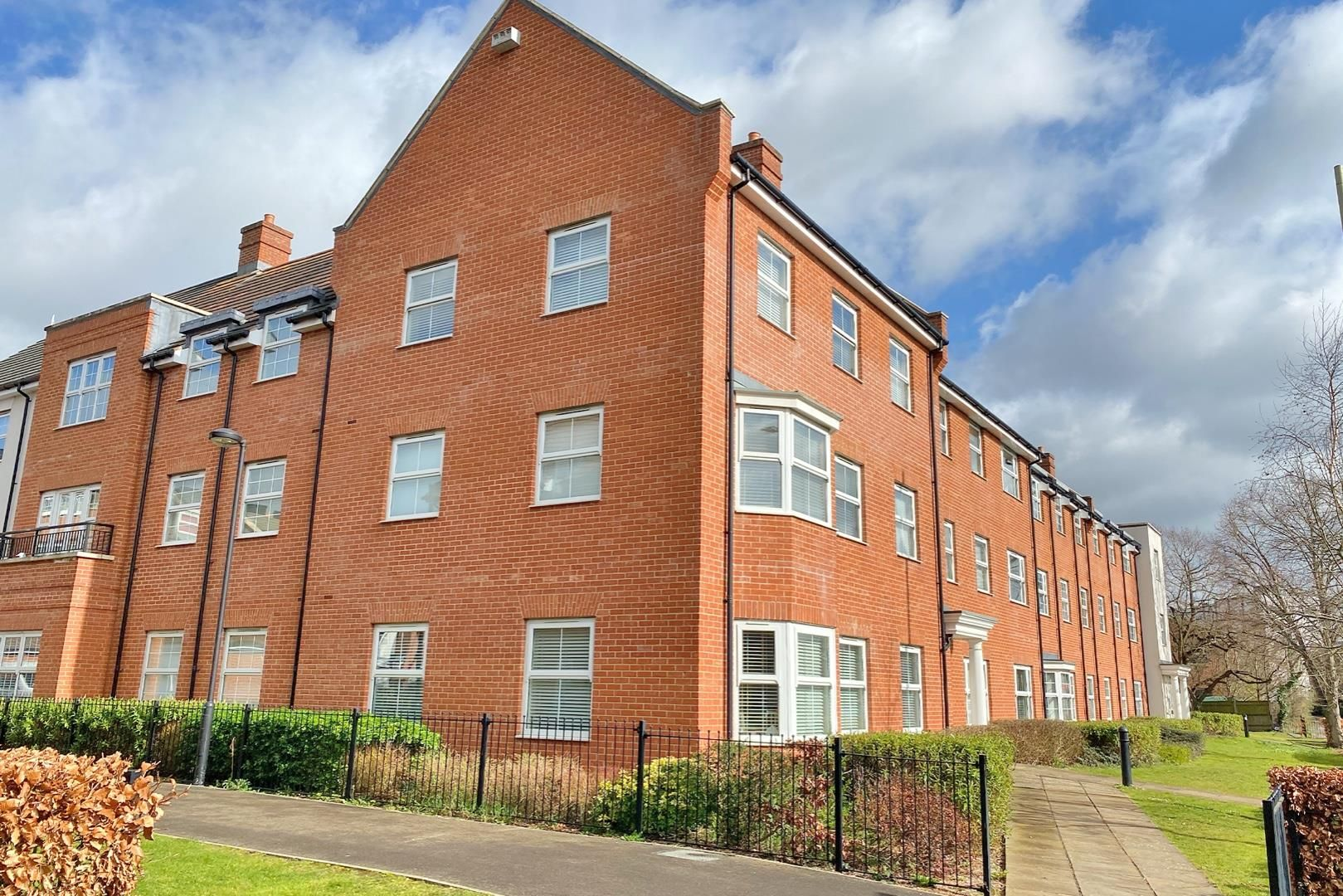 2 bed apartment for sale in Ashville Way, RG41