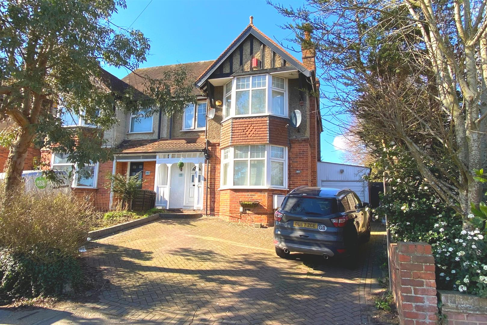 3 bed semi-detached for sale, RG30