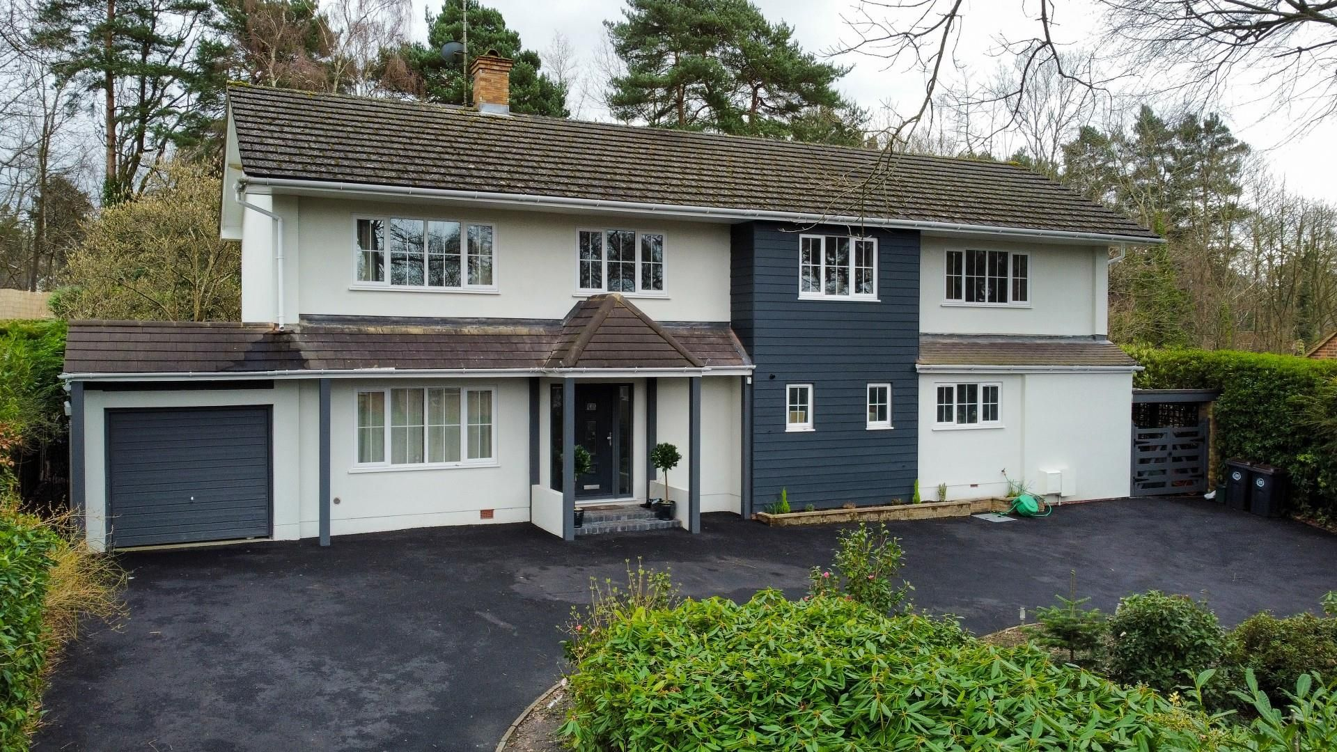 5 bed house for sale, GU15