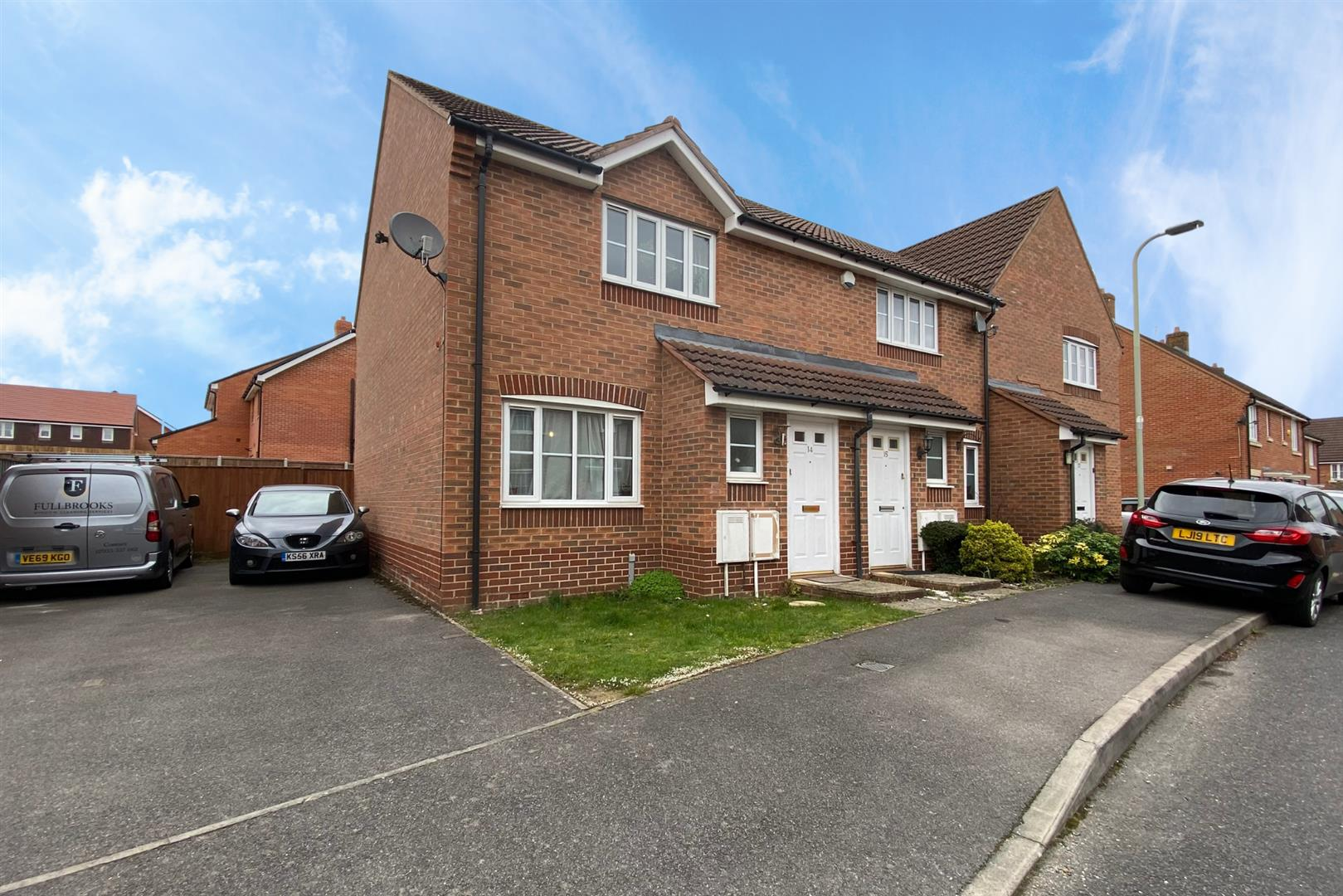 2 bed end of terrace for sale in Shinfield, RG2