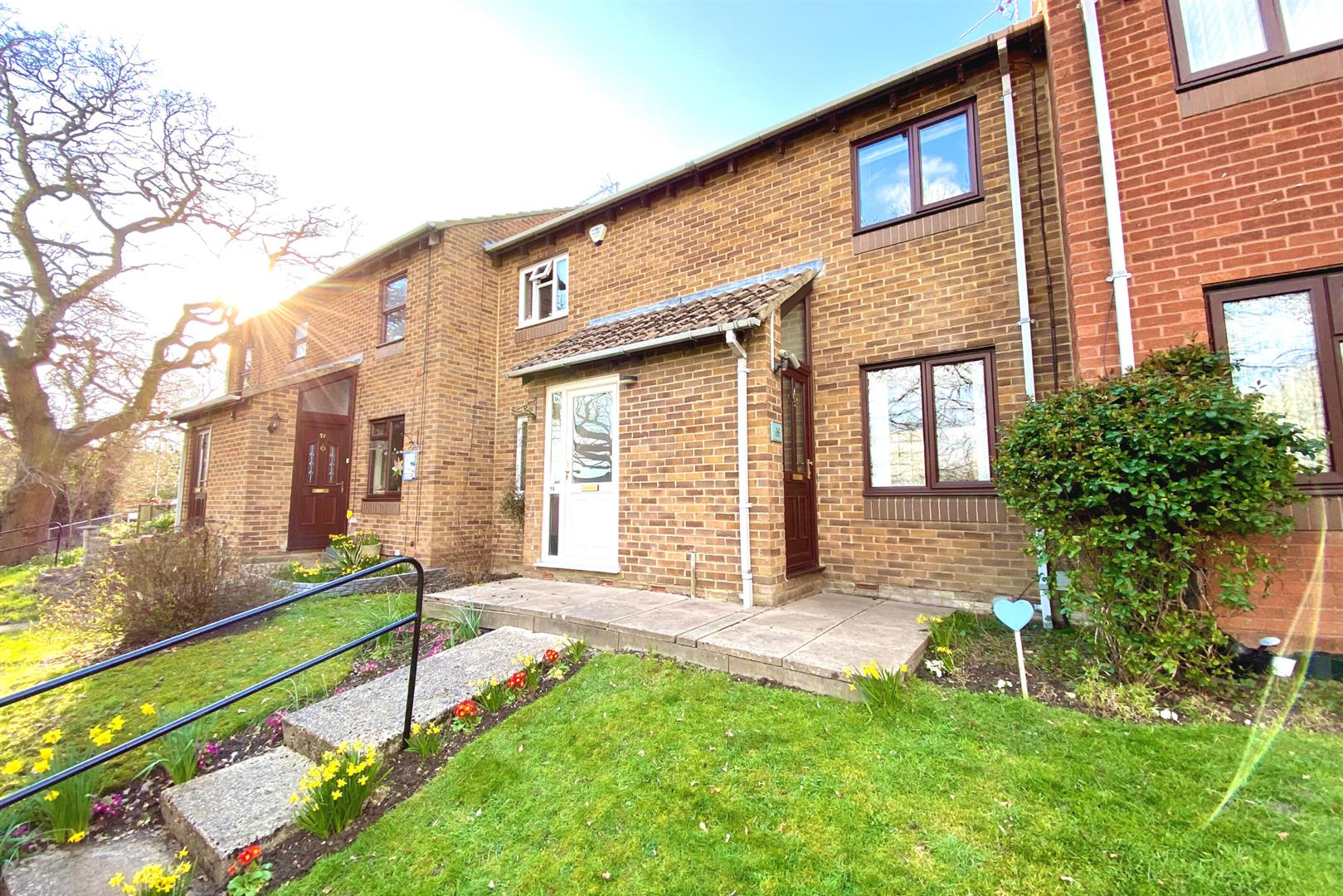 2 bed terraced for sale in Lower Earley, RG6