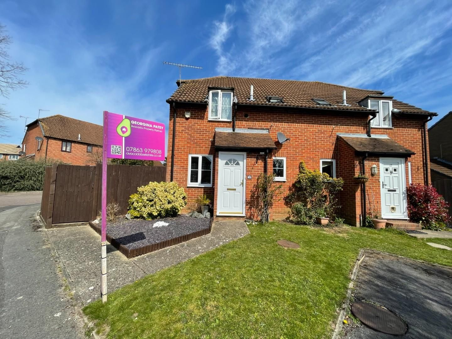 1 bed house for sale in Lower Earley, RG6
