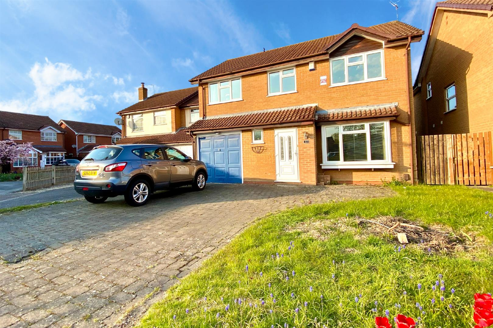 4 bed detached for sale in Lower Earley, RG6