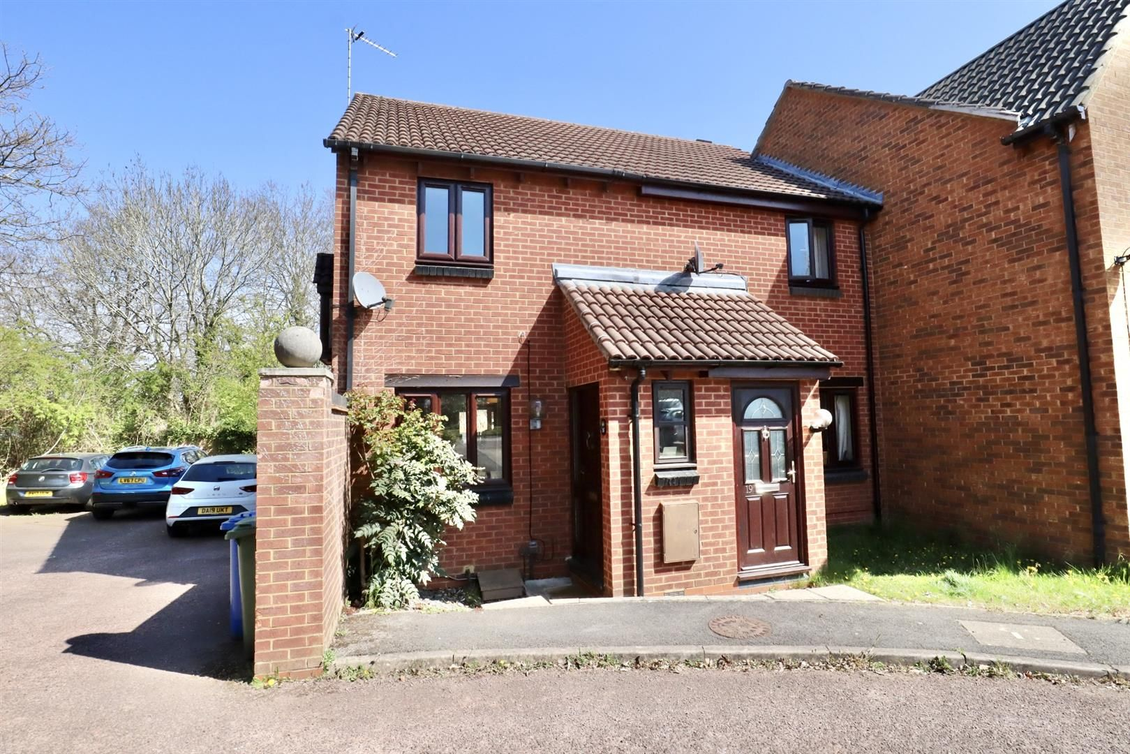 2 bed end of terrace for sale, RG42