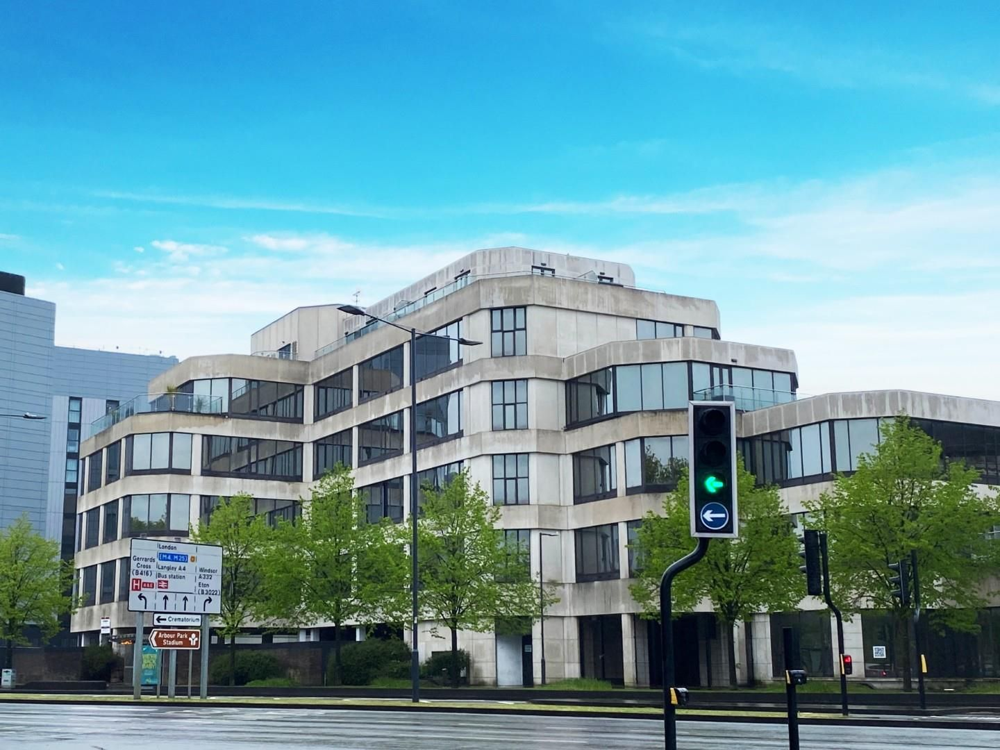 2 bed duplex for sale in 55-57 High Street, SL1