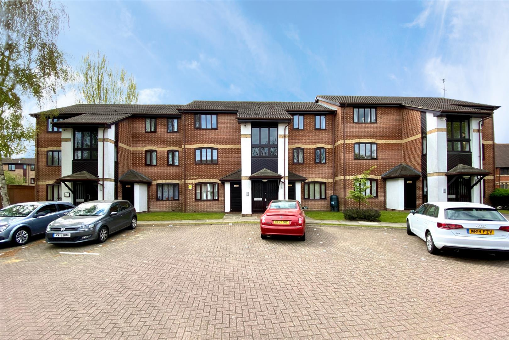 1 bed flat for sale, RG1
