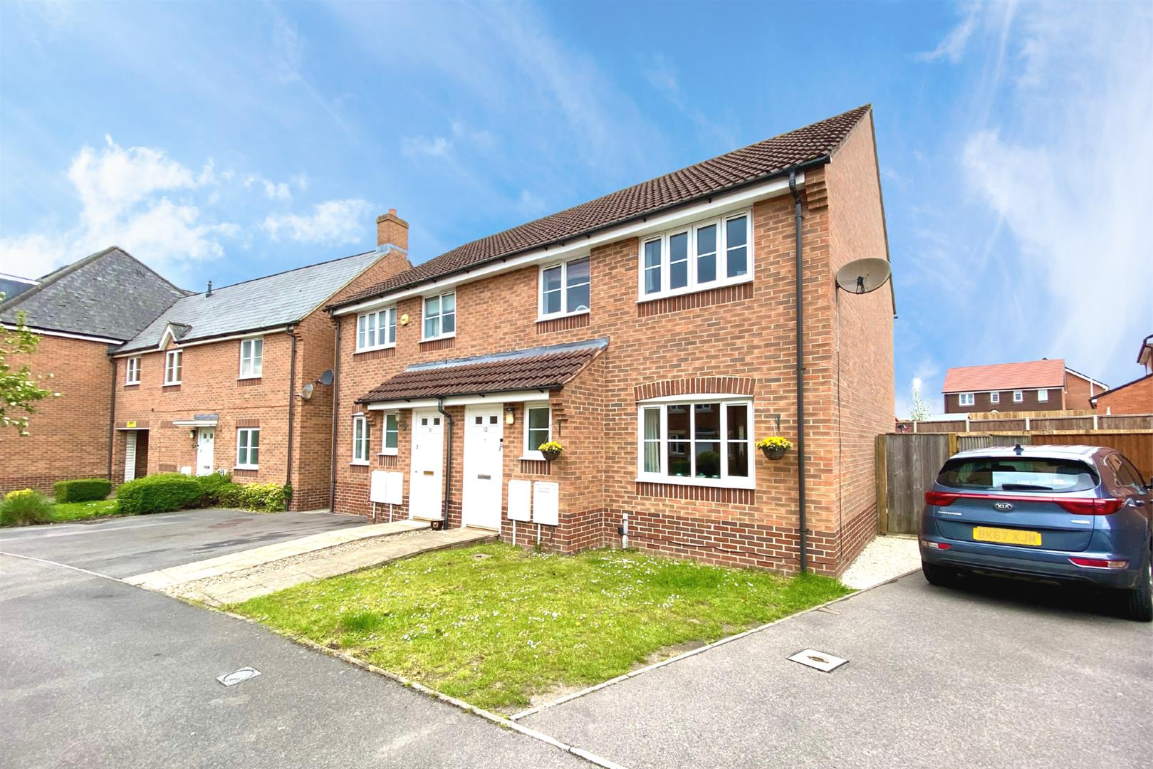3 bed semi-detached for sale in Shinfield, RG2