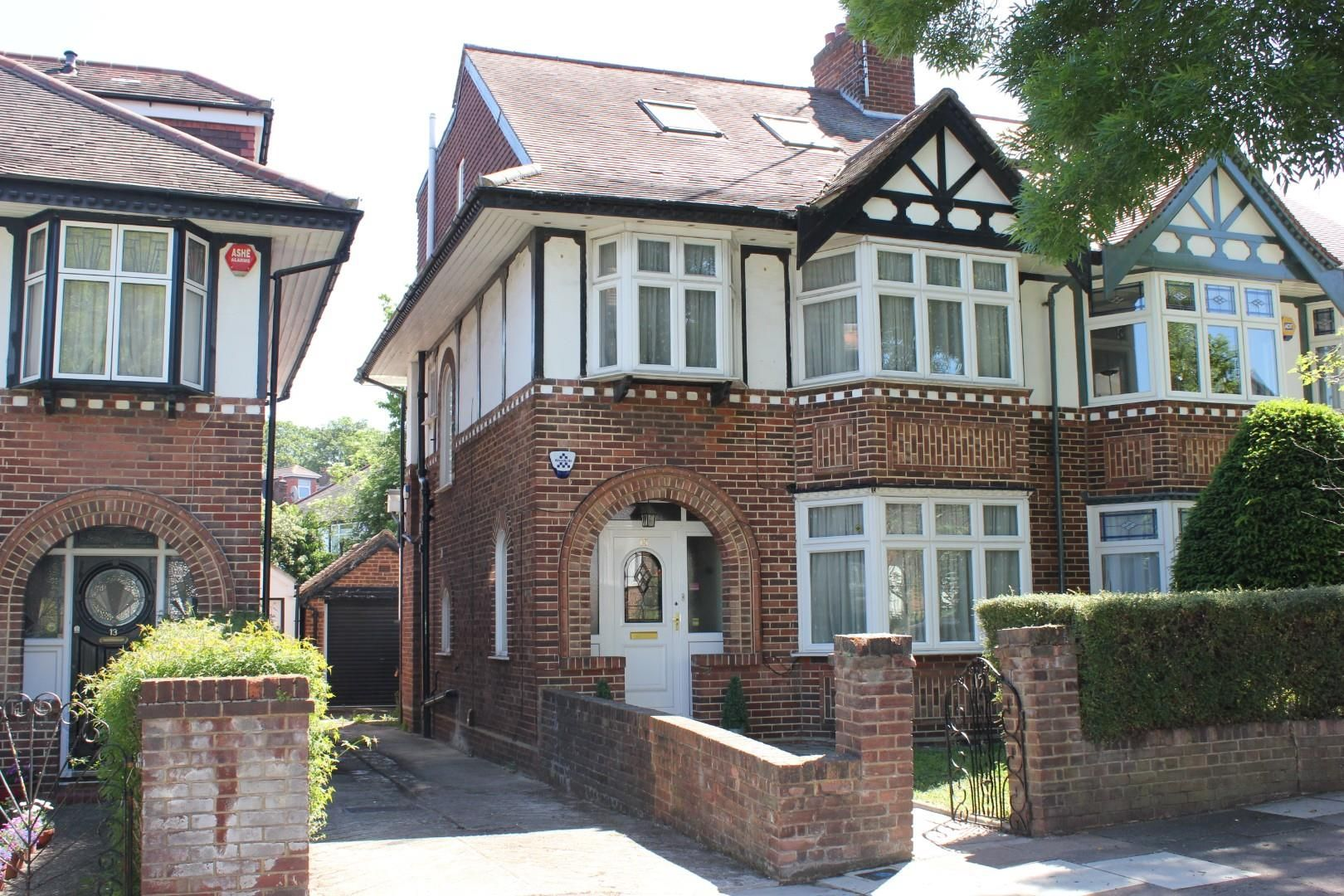 4 bed semi-detached for sale, W51