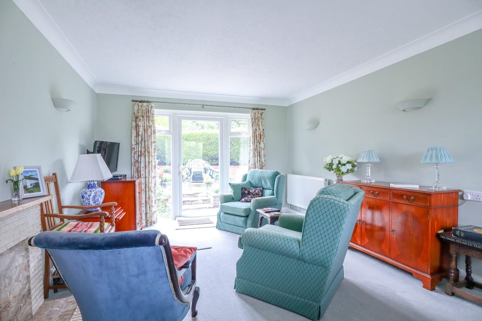 4 bed detached bungalow for sale in Send 2