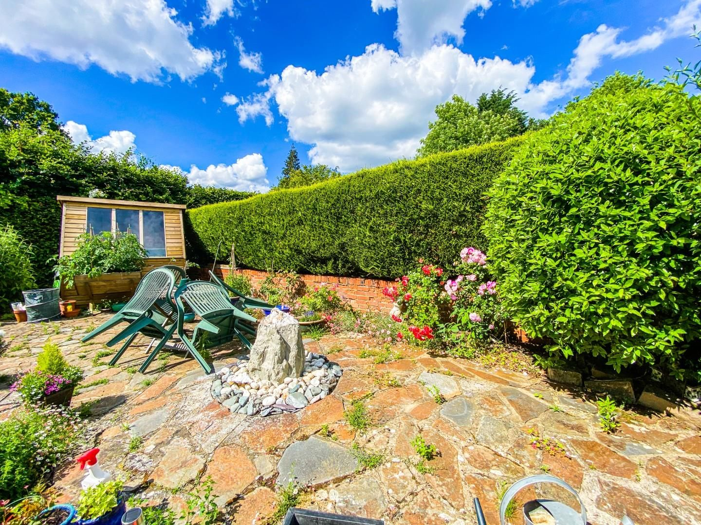 4 bed detached bungalow for sale in Send 14