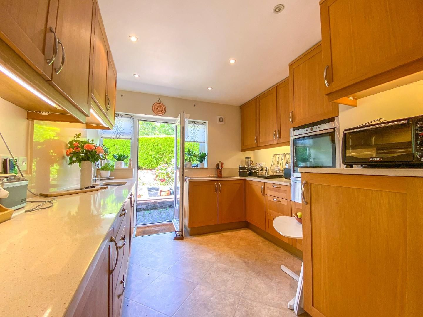 4 bed detached bungalow for sale in Send 3