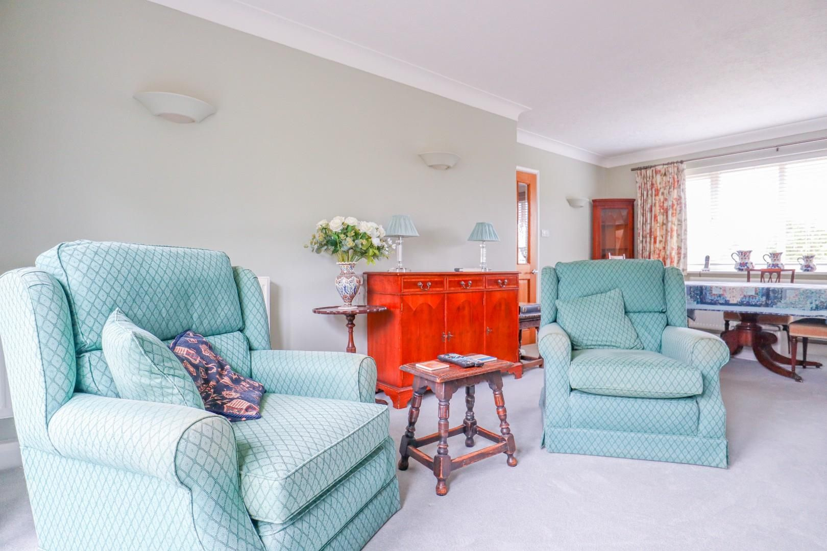 4 bed detached bungalow for sale in Send 4
