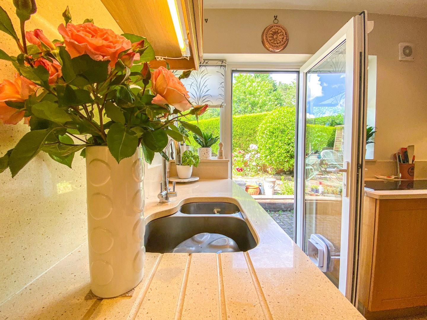4 bed detached bungalow for sale in Send 6