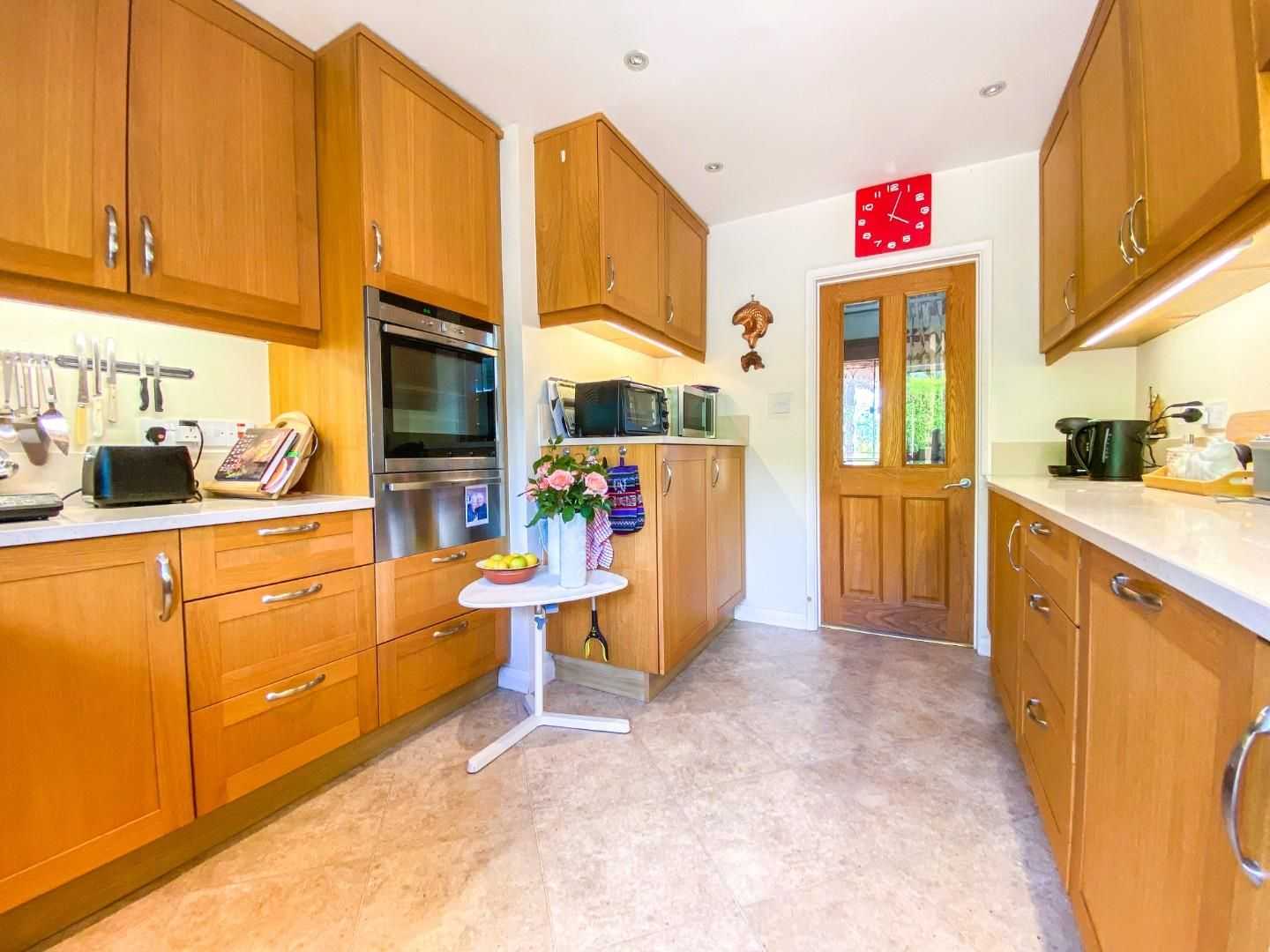 4 bed detached bungalow for sale in Send 7