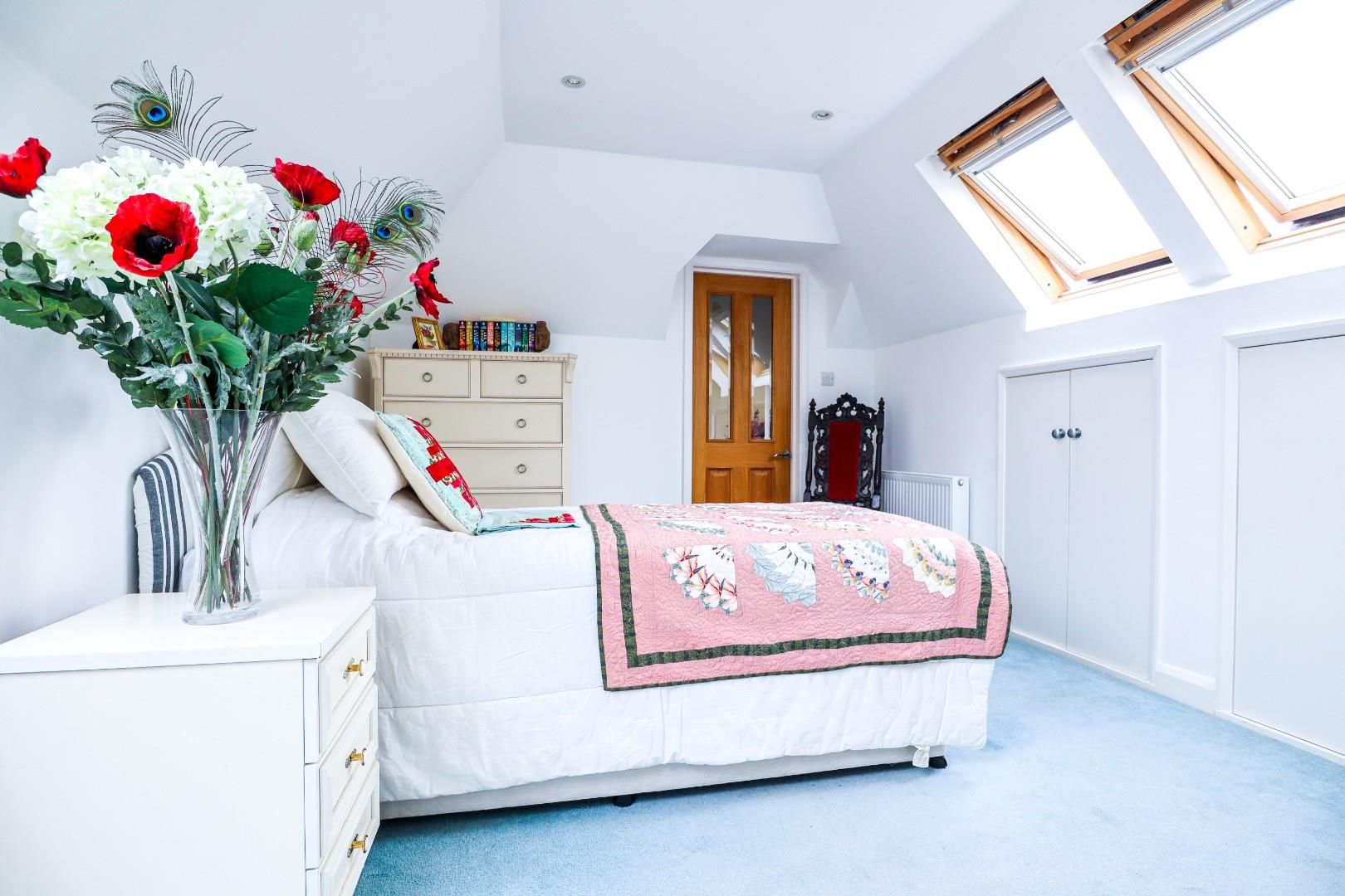 4 bed detached bungalow for sale in Send 10
